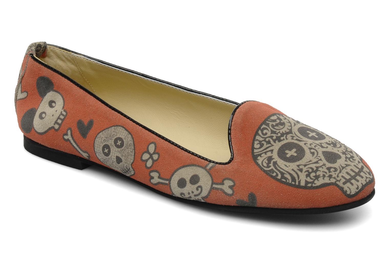 Mocasines Coco et abricot Ana Multicolor vista de detalle / par