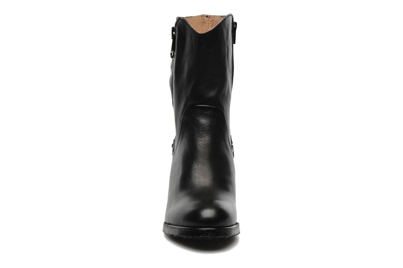 Boots en enkellaarsjes Bronx LUNE 33371 Zwart model
