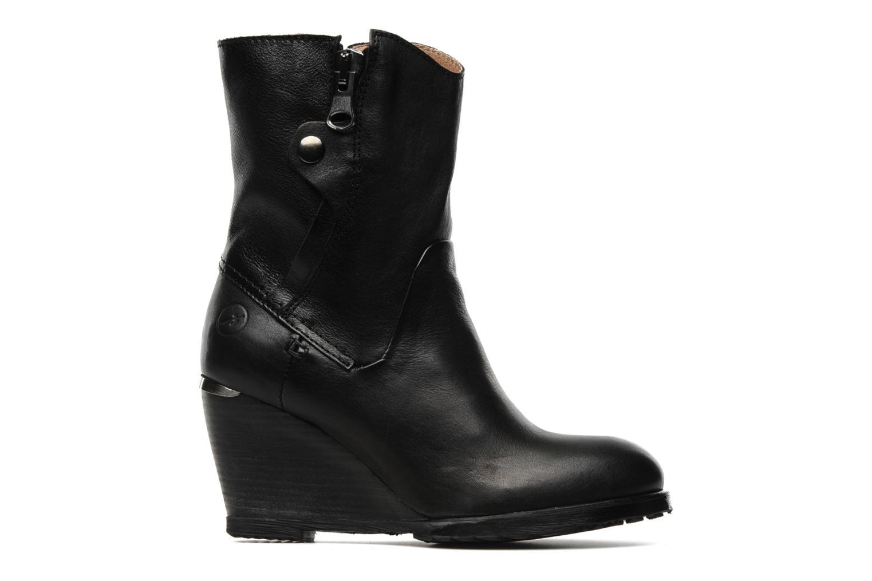 Boots en enkellaarsjes Bronx LUNE 33371 Zwart achterkant