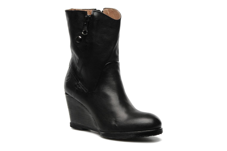 Boots en enkellaarsjes Bronx LUNE 33371 Zwart detail