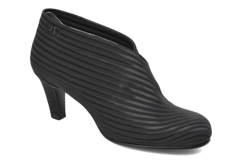 Bottines et boots United Nude Fold Mid Noir vue détail/paire