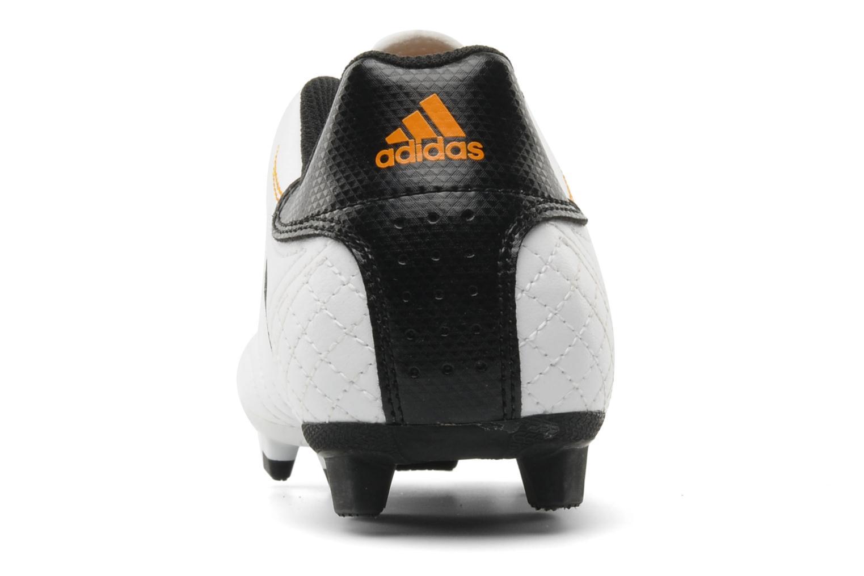 Chaussures de sport Adidas Performance Goletto III TRX FG J Blanc vue droite