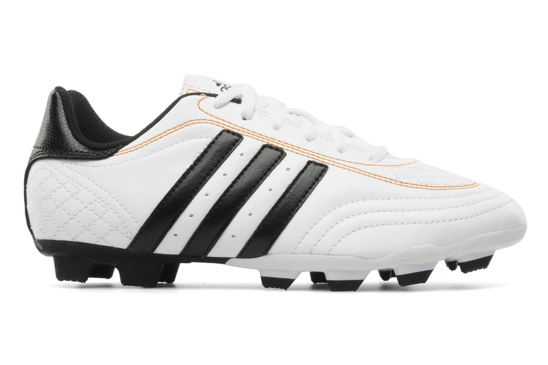 Chaussures de sport Adidas Performance Goletto III TRX FG J Blanc vue derrière