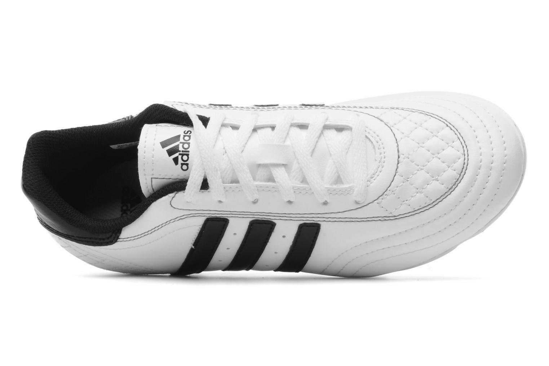 Chaussures de sport Adidas Performance Goletto III TRX FG J Blanc vue gauche
