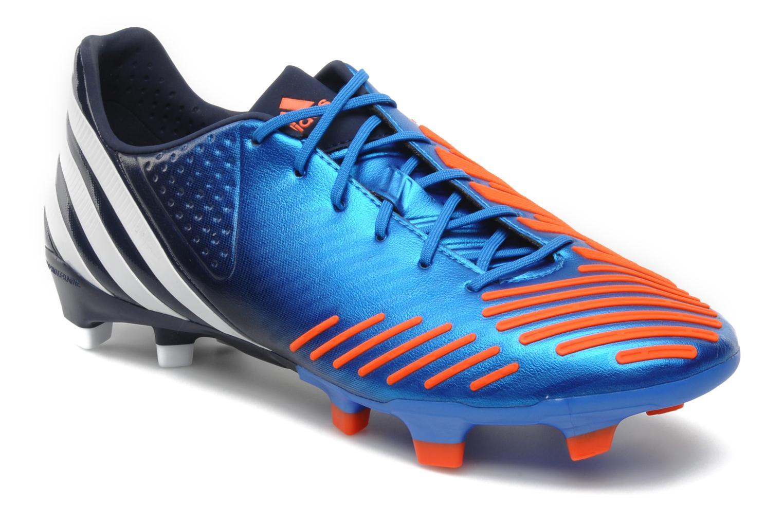 Sportschuhe Adidas Performance Predator LZ TRX FG blau detaillierte ansicht/modell