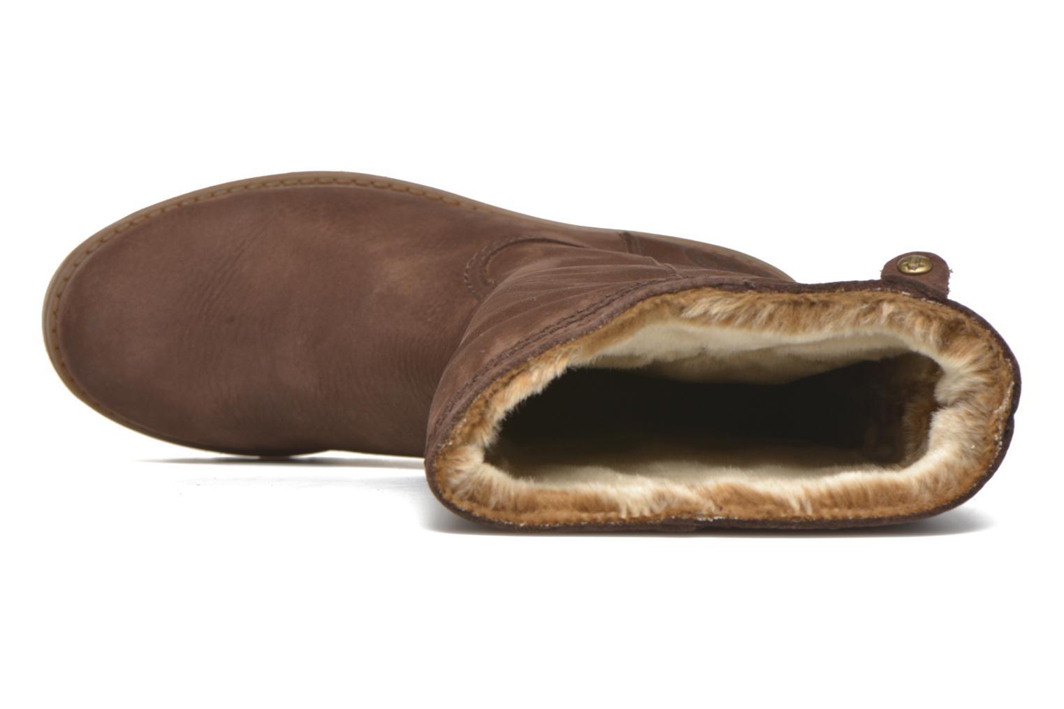 Bottines et boots Panama Jack Bambina Marron vue gauche