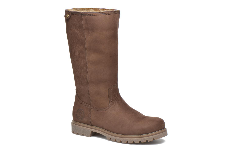 Bottines et boots Panama Jack Bambina Marron vue détail/paire