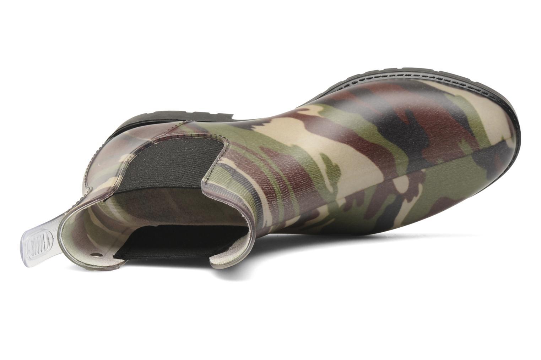 Jumpy Camouflage