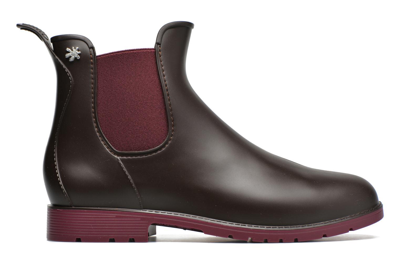 Bottines et boots Méduse Jumpy Marron vue derrière