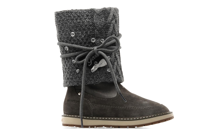 Bottines et boots Geox J NOHA C Gris vue derrière