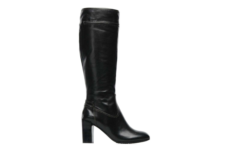 Boots & wellies Geox DONNA MAURIZIA STIV Black back view