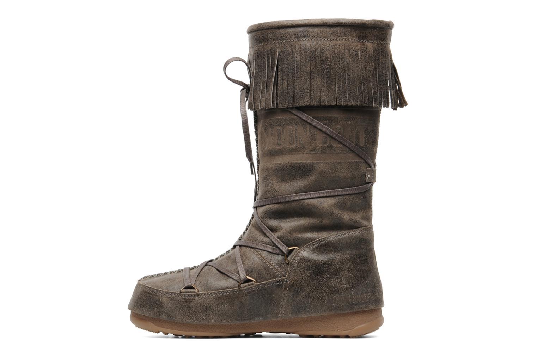 Laarzen Moon Boot Dakota Bruin voorkant