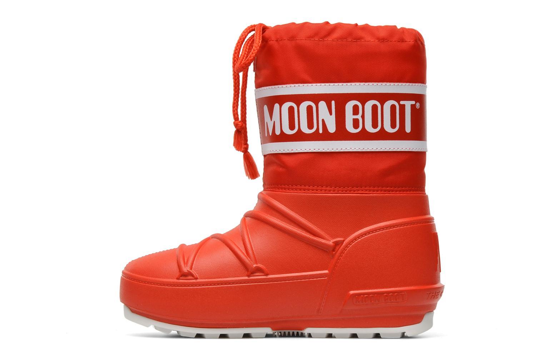 Sportschoenen Moon Boot Moon Boot Pod Jr Rood voorkant