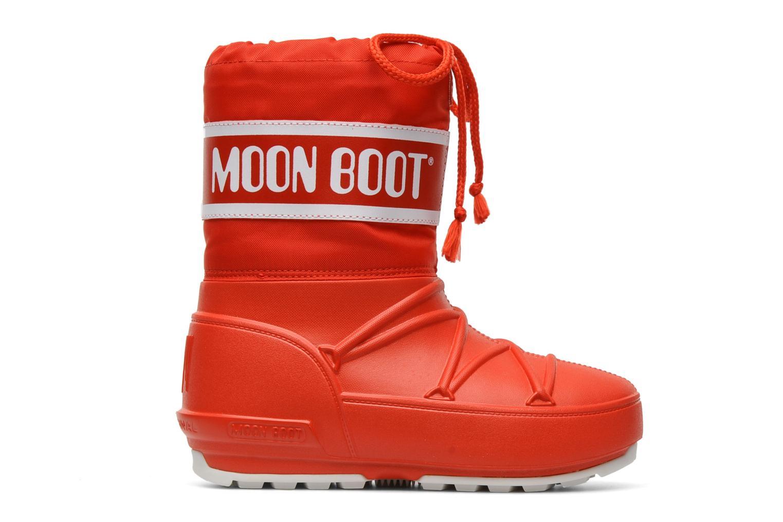 Sportschoenen Moon Boot Moon Boot Pod Jr Rood achterkant