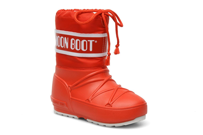 Sportschoenen Moon Boot Moon Boot Pod Jr Rood detail