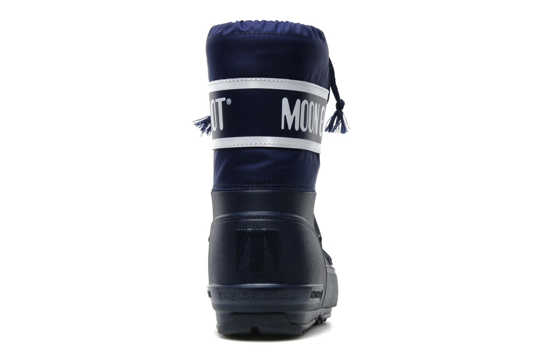 Chaussures de sport Moon Boot Moon Boot Pod Jr Bleu vue droite