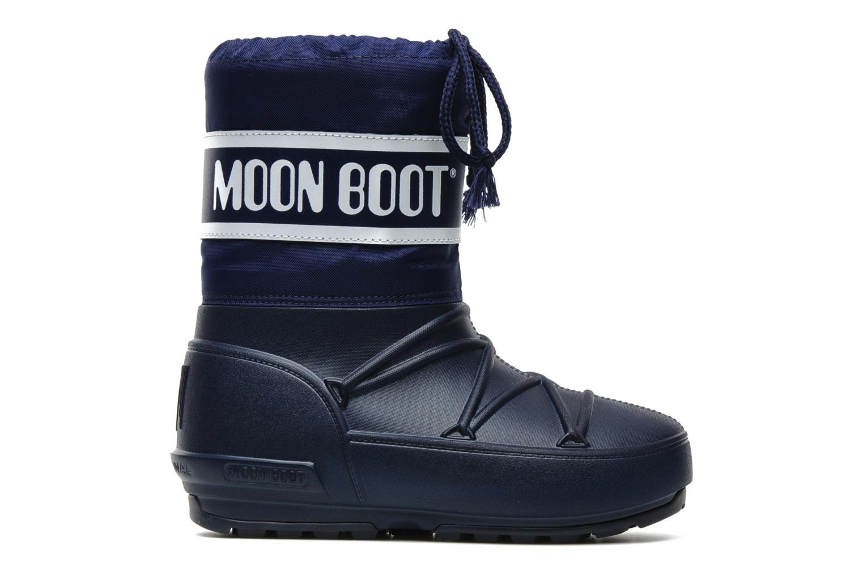 Sportschuhe Moon Boot Moon Boot Pod Jr blau ansicht von hinten