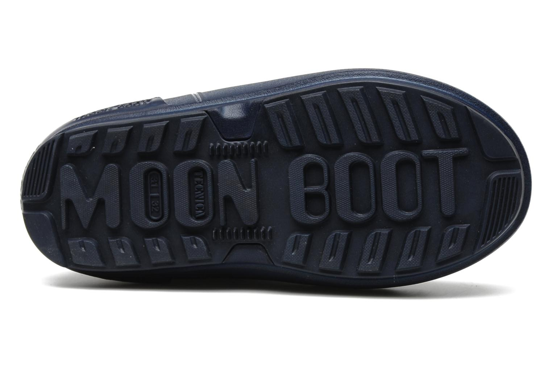 Sportschuhe Moon Boot Moon Boot Pod Jr blau ansicht von oben