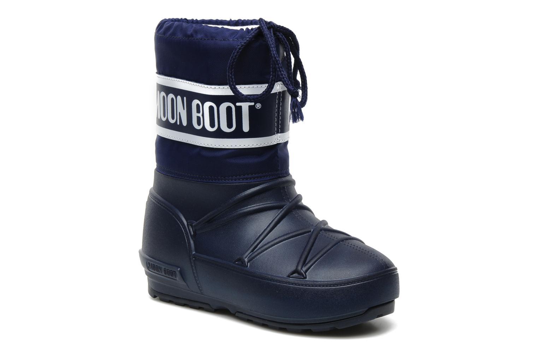 Sportschuhe Moon Boot Moon Boot Pod Jr blau detaillierte ansicht/modell