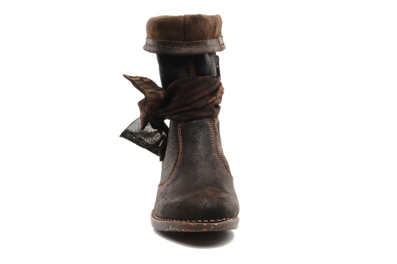 Stiefeletten & Boots Art Shanghai 423 braun schuhe getragen