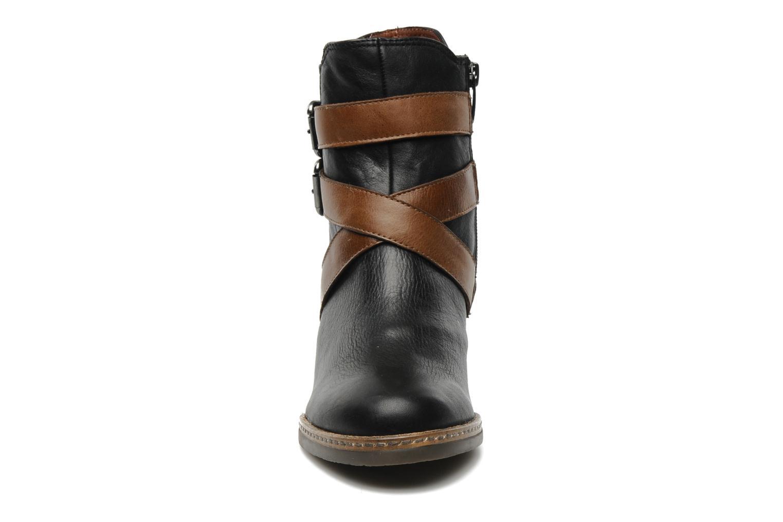 Bottines et boots Karston Kual Noir vue portées chaussures