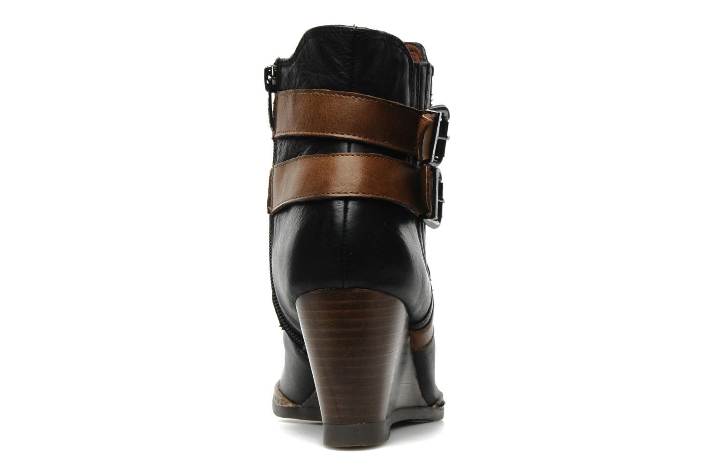 Bottines et boots Karston Kual Noir vue droite
