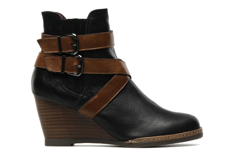Bottines et boots Karston Kual Noir vue derrière