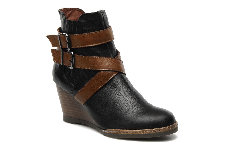 Bottines et boots Karston Kual Noir vue détail/paire