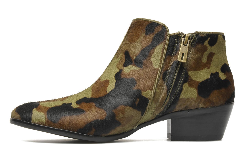Boots en enkellaarsjes Sam Edelman Petty Multicolor voorkant
