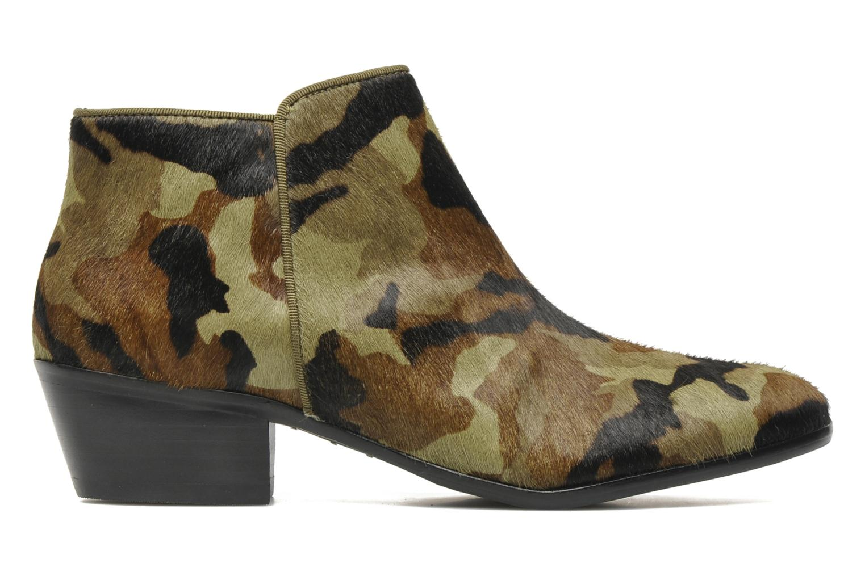 Boots en enkellaarsjes Sam Edelman Petty Multicolor achterkant