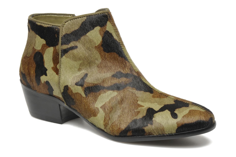 Boots en enkellaarsjes Sam Edelman Petty Multicolor detail