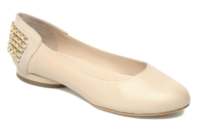 Grandes descuentos últimos zapatos Kat Maconie CECILIA (Beige) - Bailarinas Descuento
