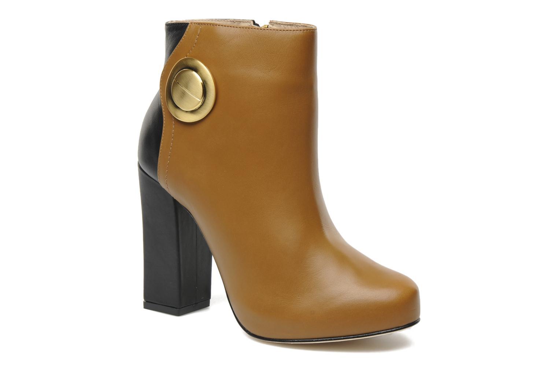 Bottines et boots Kat Maconie HAZEL Marron vue détail/paire