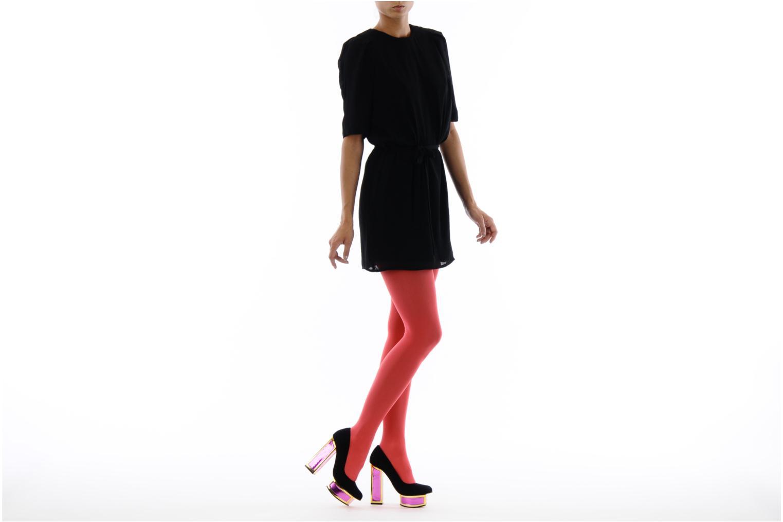 Zapatos de tacón Kat Maconie VALERIE Negro vista de abajo