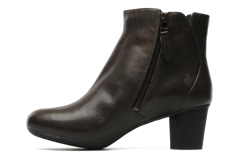 Bottines et boots Camper Sinuosa Tacon 46533 Gris vue face