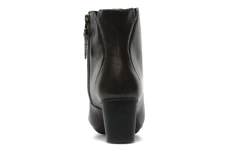 Bottines et boots Camper Sinuosa Tacon 46533 Gris vue droite
