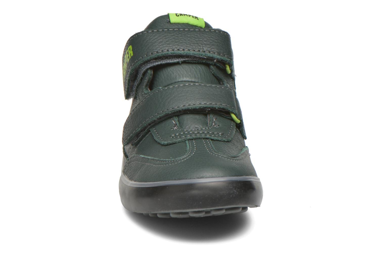 Baskets Camper Pelotas Persil 90193 Vert vue portées chaussures