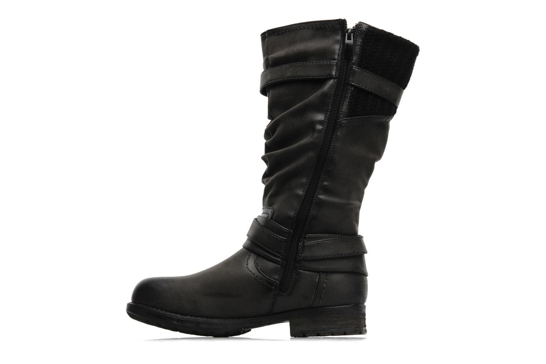 Bottes I Love Shoes Sumeri Noir vue face