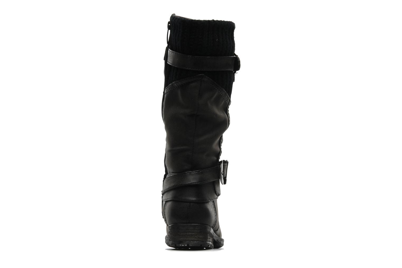 Bottes I Love Shoes Sumeri Noir vue droite