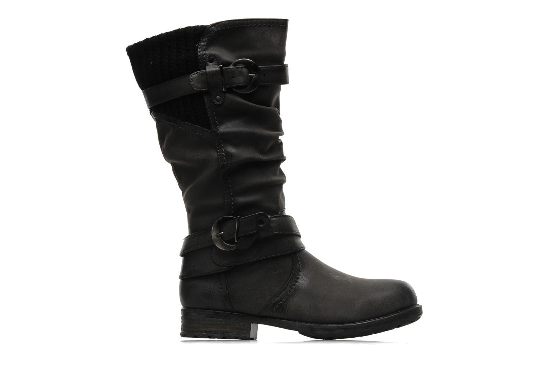 Bottes I Love Shoes Sumeri Noir vue derrière
