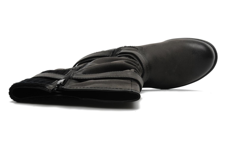 Bottes I Love Shoes Sumeri Noir vue gauche