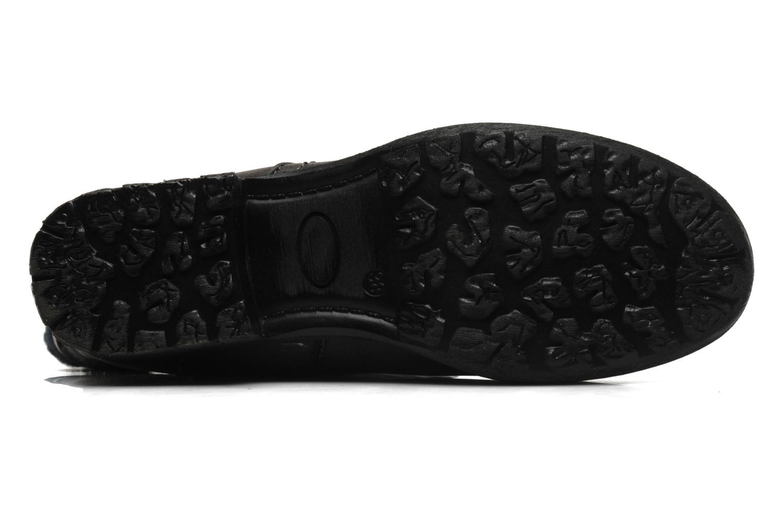Bottes I Love Shoes Sumeri Noir vue haut