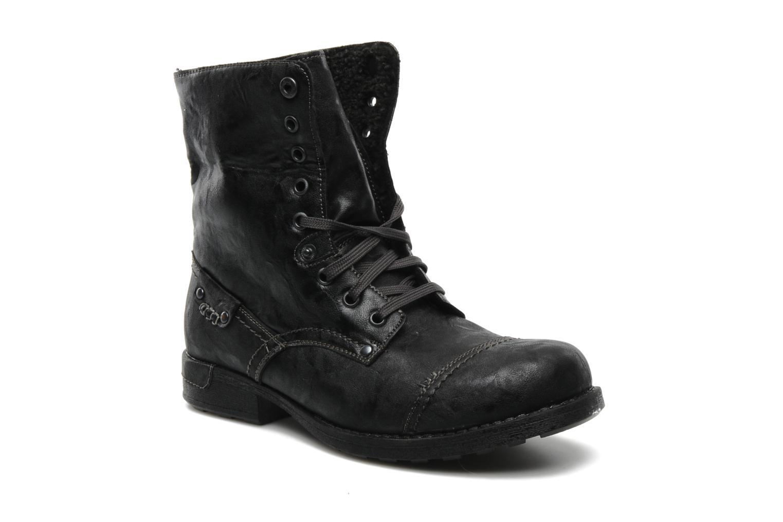 Bottines et boots I Love Shoes Supoli Noir vue 3/4