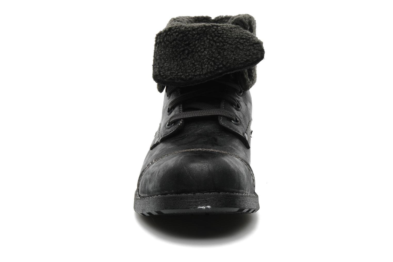 Bottines et boots I Love Shoes Supoli Noir vue portées chaussures