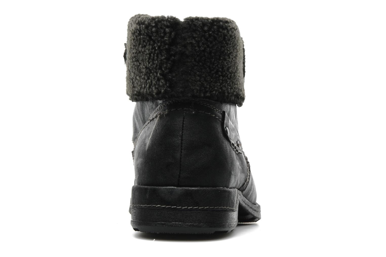 Bottines et boots I Love Shoes Supoli Noir vue droite