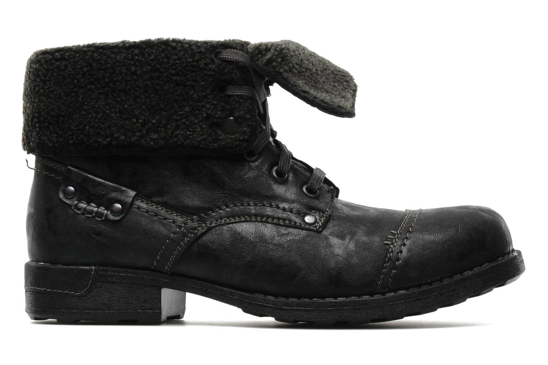 Bottines et boots I Love Shoes Supoli Noir vue derrière