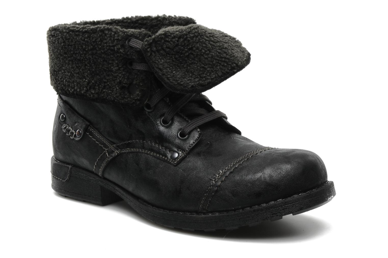 Bottines et boots I Love Shoes Supoli Noir vue détail/paire