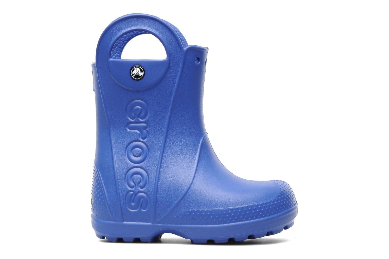 Stiefel Crocs Handle it Rain Boot kids blau ansicht von hinten