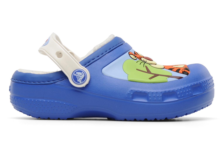Sandales et nu-pieds Crocs Winnie The Pooh & Eeyore Lined Clog Bleu vue derrière