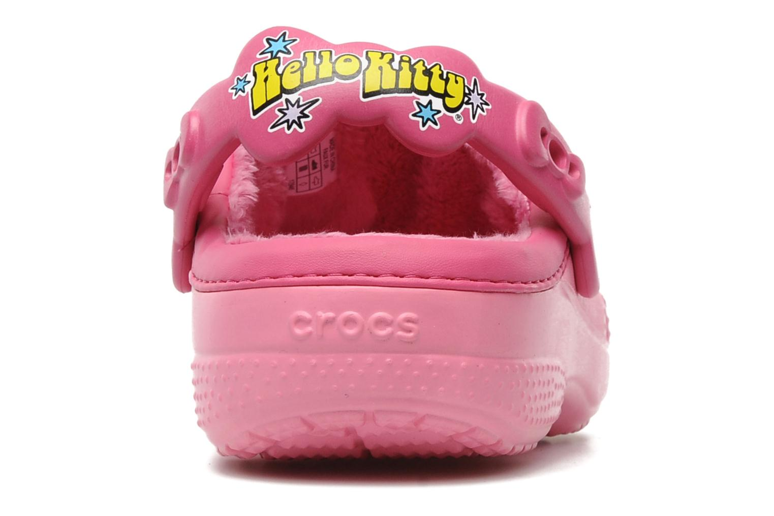 Hello Kitty Space Adventure Lined Clog Pink Lemonade-Fuchsia